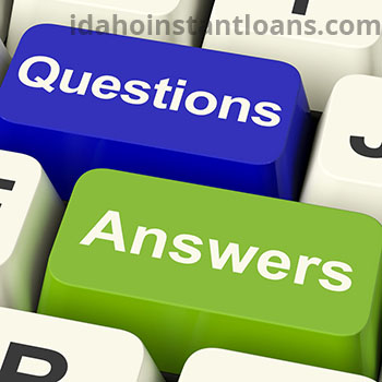 Idaho payday loans FAQ